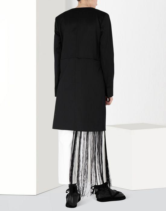 MM6 MAISON MARGIELA Long suiting wool jacket Blazer [*** pickupInStoreShipping_info ***] d