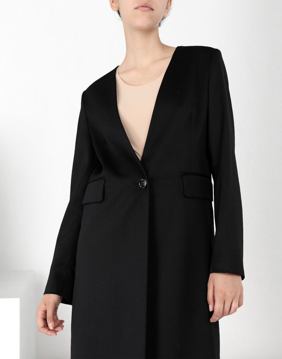 MM6 MAISON MARGIELA Long suiting wool jacket Blazer [*** pickupInStoreShipping_info ***] e