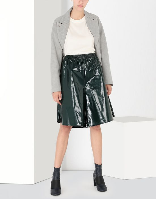 MM6 MAISON MARGIELA Jersey tailored jacket with tabs Blazer [*** pickupInStoreShipping_info ***] r