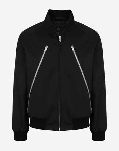 MAISON MARGIELA Light jacket Man Two-tone sports jacket f