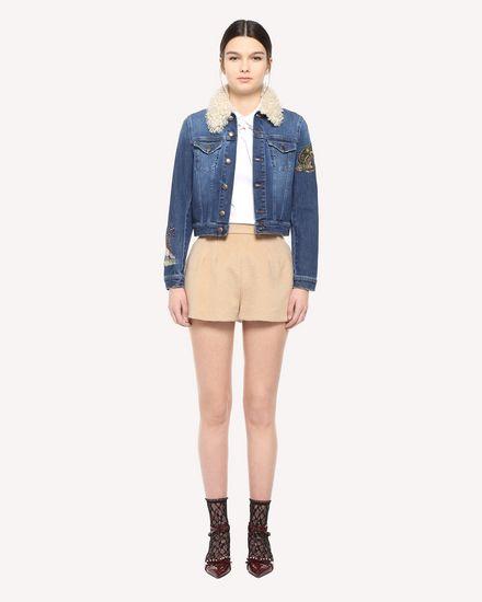 REDValentino Light jacket Woman QR3DC00R3UP 678 f