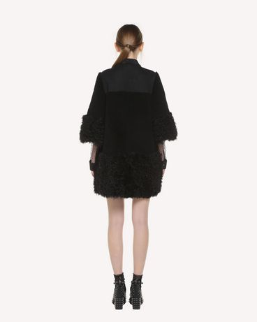 REDValentino QR3NB00R3VA 0NO Jacket Woman r