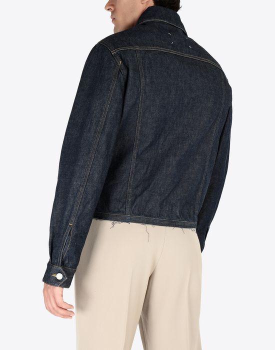 MAISON MARGIELA Oz origin denim jacket Blazer [*** pickupInStoreShippingNotGuaranteed_info ***] e