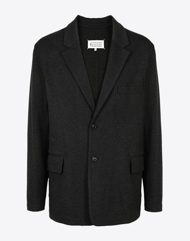 MAISON MARGIELA Blazer Man Blazer with flap pockets f
