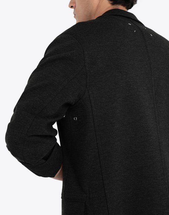 MAISON MARGIELA Blazer with flap pockets Blazer [*** pickupInStoreShippingNotGuaranteed_info ***] b