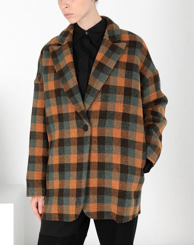 MM6 MAISON MARGIELA Blazer [*** pickupInStoreShipping_info ***] Double face shetland jacket f