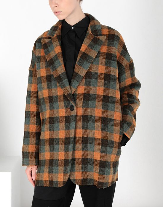 MM6 MAISON MARGIELA Double face shetland jacket Blazer [*** pickupInStoreShipping_info ***] f