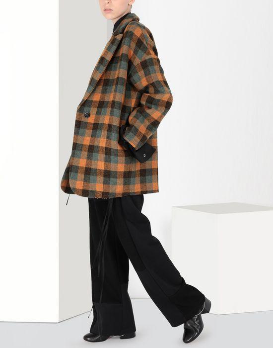 MM6 MAISON MARGIELA Double face shetland jacket Blazer [*** pickupInStoreShipping_info ***] r