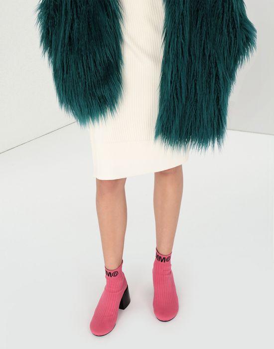MM6 MAISON MARGIELA Reversible faux fur gilet Blazer [*** pickupInStoreShipping_info ***] a