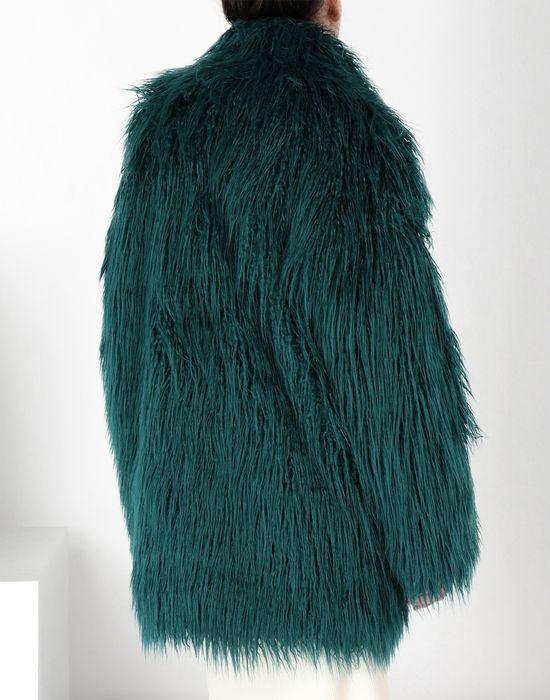 MM6 MAISON MARGIELA Reversible faux fur gilet Blazer [*** pickupInStoreShipping_info ***] d