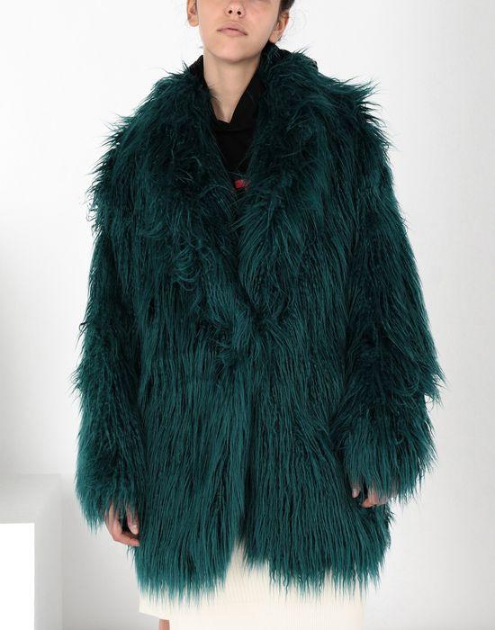 MM6 MAISON MARGIELA Reversible faux fur gilet Blazer [*** pickupInStoreShipping_info ***] f
