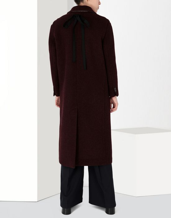 MM6 MAISON MARGIELA Multi-way detachable wool coat Coat [*** pickupInStoreShipping_info ***] d