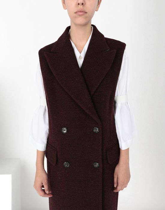 MM6 MAISON MARGIELA Multi-way detachable wool coat Coat [*** pickupInStoreShipping_info ***] e