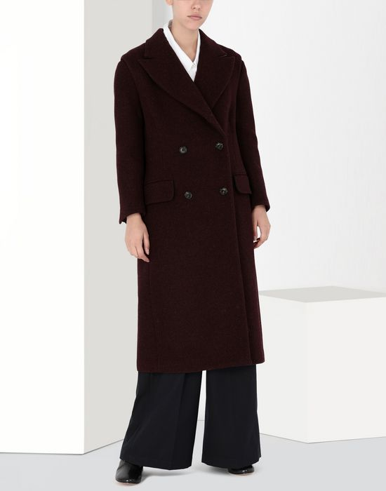 MM6 MAISON MARGIELA Multi-way detachable wool coat Coat [*** pickupInStoreShipping_info ***] f