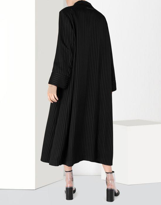 MM6 MAISON MARGIELA Long pinstripe coat Coat [*** pickupInStoreShipping_info ***] d
