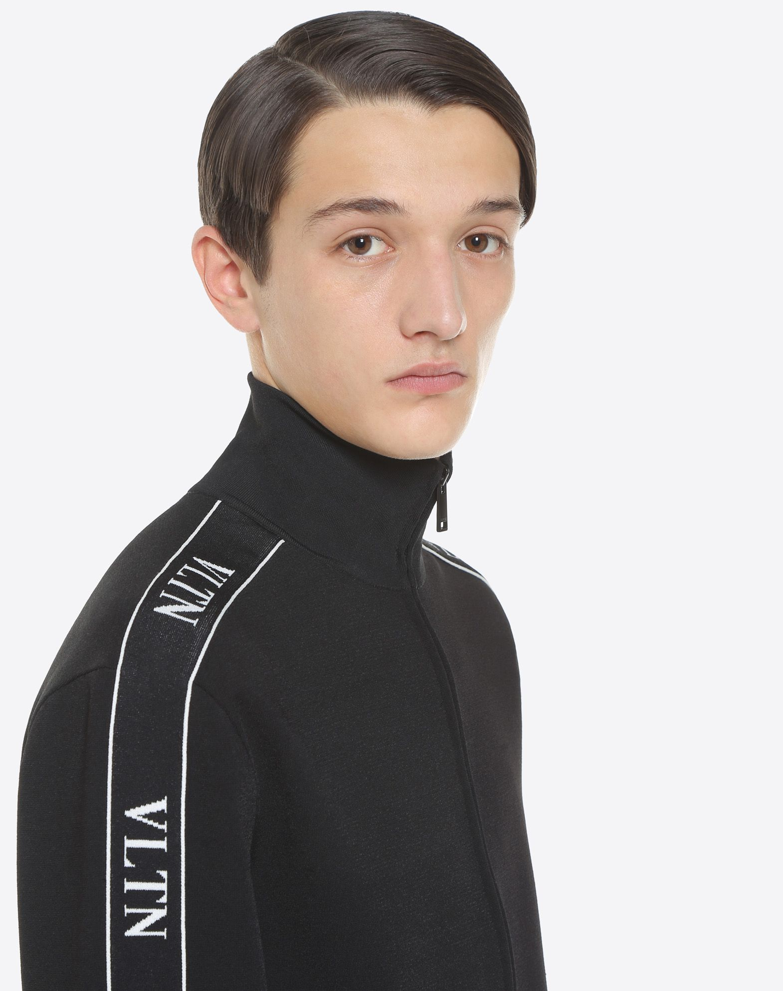VALENTINO VLTN viscose sweatshirt  JACKET U a