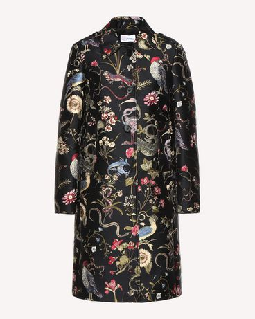 REDValentino QR3CA1N53T5 0NO Coat Woman a