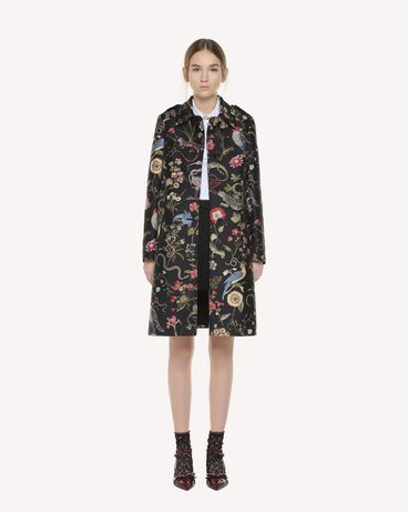 REDValentino QR3CA1N53T5 0NO Coat Woman f