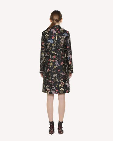 REDValentino QR3CA1N53T5 0NO Coat Woman r