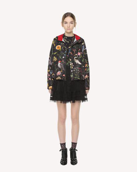 REDValentino Light jacket Woman QR3CI0P03T3 0NO f