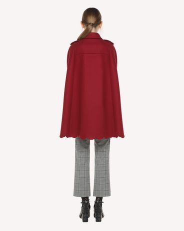 REDValentino QR3CG0603SH C61 Cloak - Cape Woman r