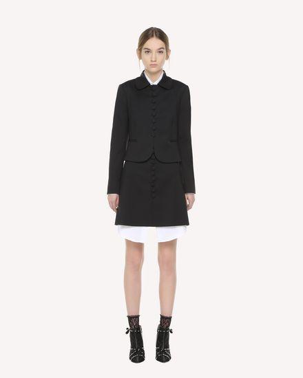 REDValentino Jacket Woman QR3CE1K03SL 0NO f