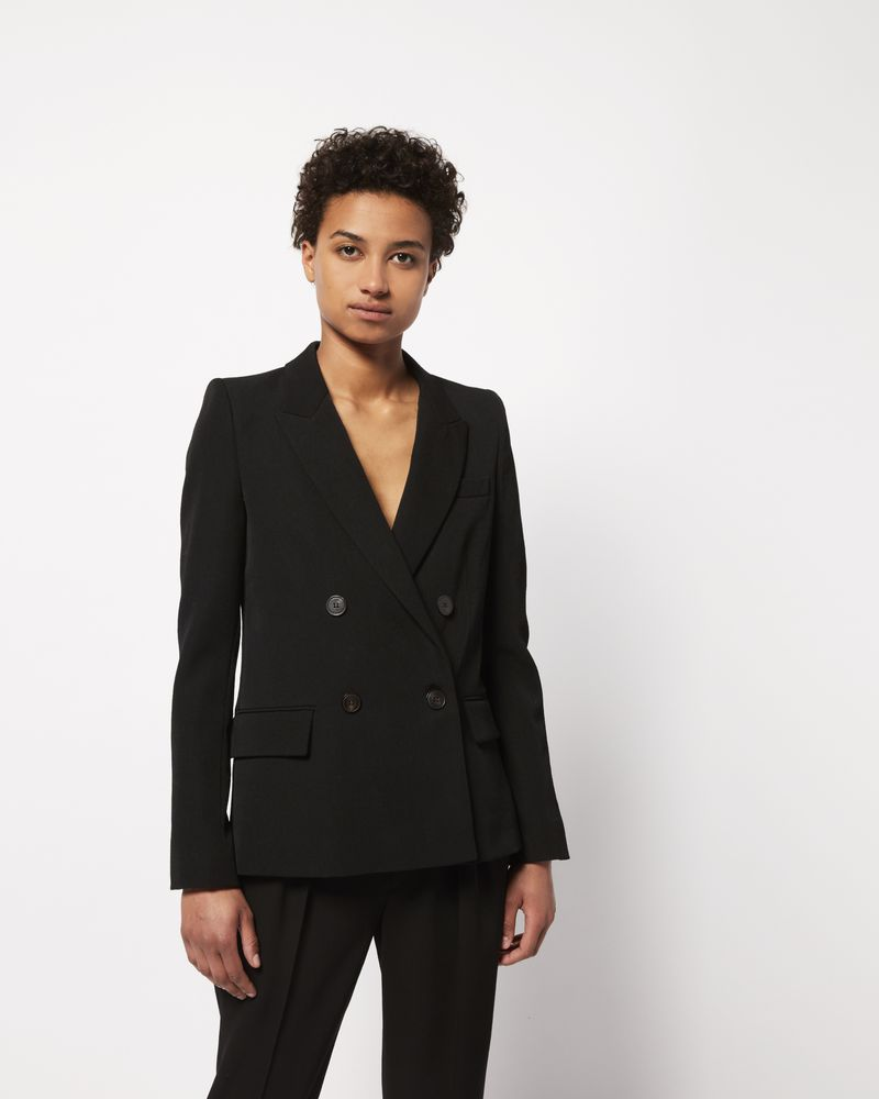 LEROY wool jacket ISABEL MARANT