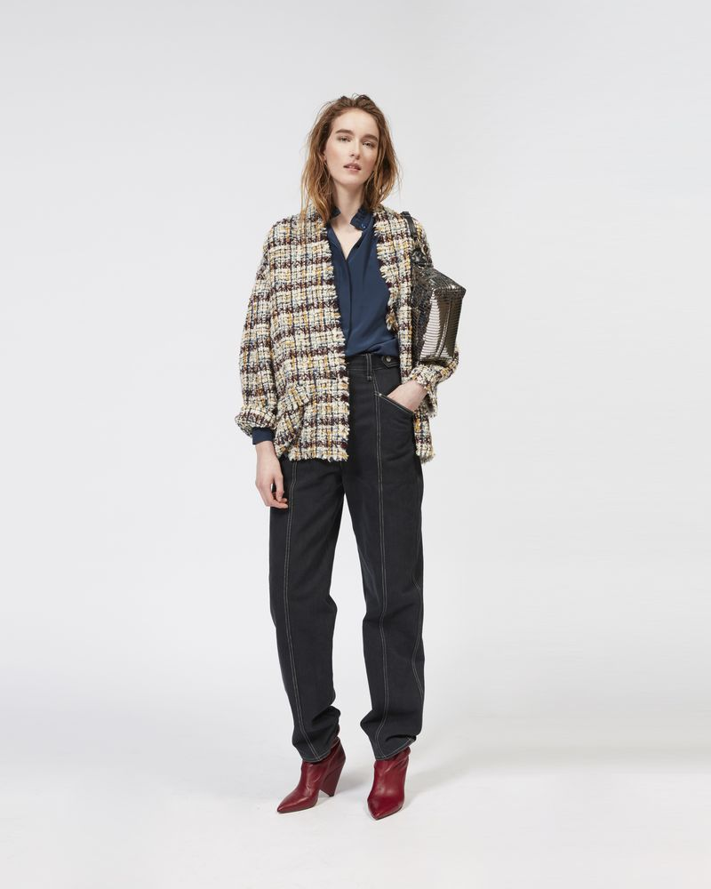 ILIANA tweed jacket ISABEL MARANT