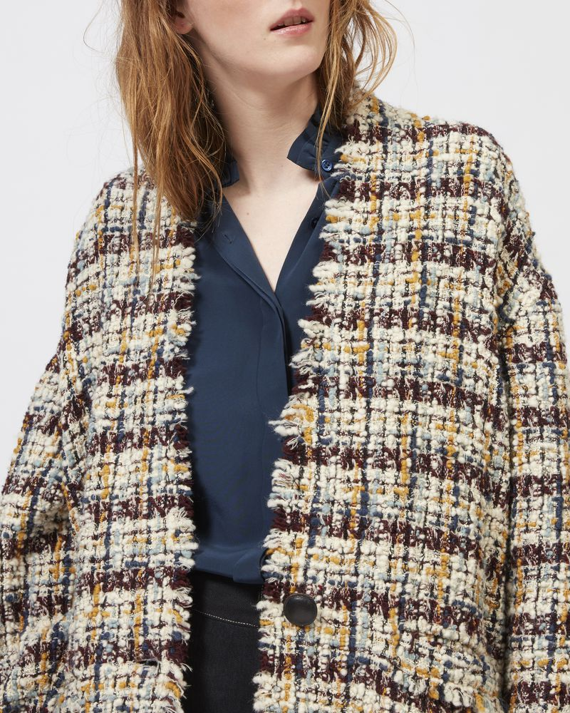 ILIANA Giacca in tweed ISABEL MARANT
