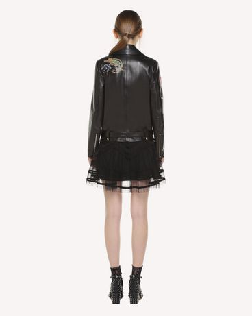 REDValentino QR3NA02V3V5 0NO Jacket Woman r