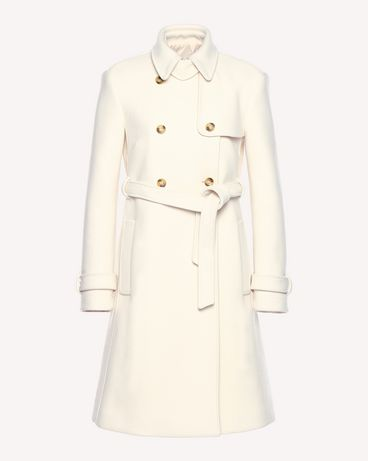 REDValentino QR3CH0D23SH A03 Trench Woman a