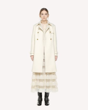 REDValentino QR3CH0D23SH A03 Trench Woman f