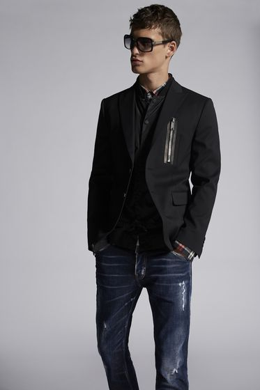 DSQUARED2 JACKET/BLAZER 男士 S74BN0844S42916900 m