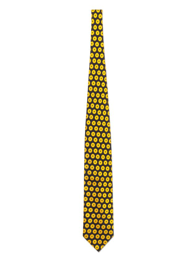 Marni Tie in floral jacquard Man - 1