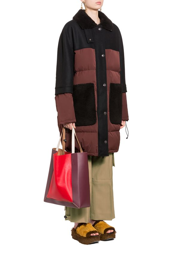 Marni Down jacket in waterproof polyester Woman - 4