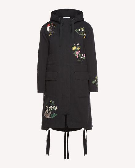 REDValentino Light jacket Woman QR3CK00P3UJ 0NO a