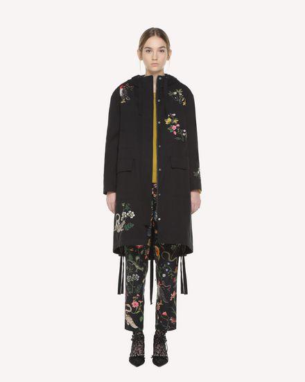 REDValentino Light jacket Woman QR3CK00P3UJ 0NO f