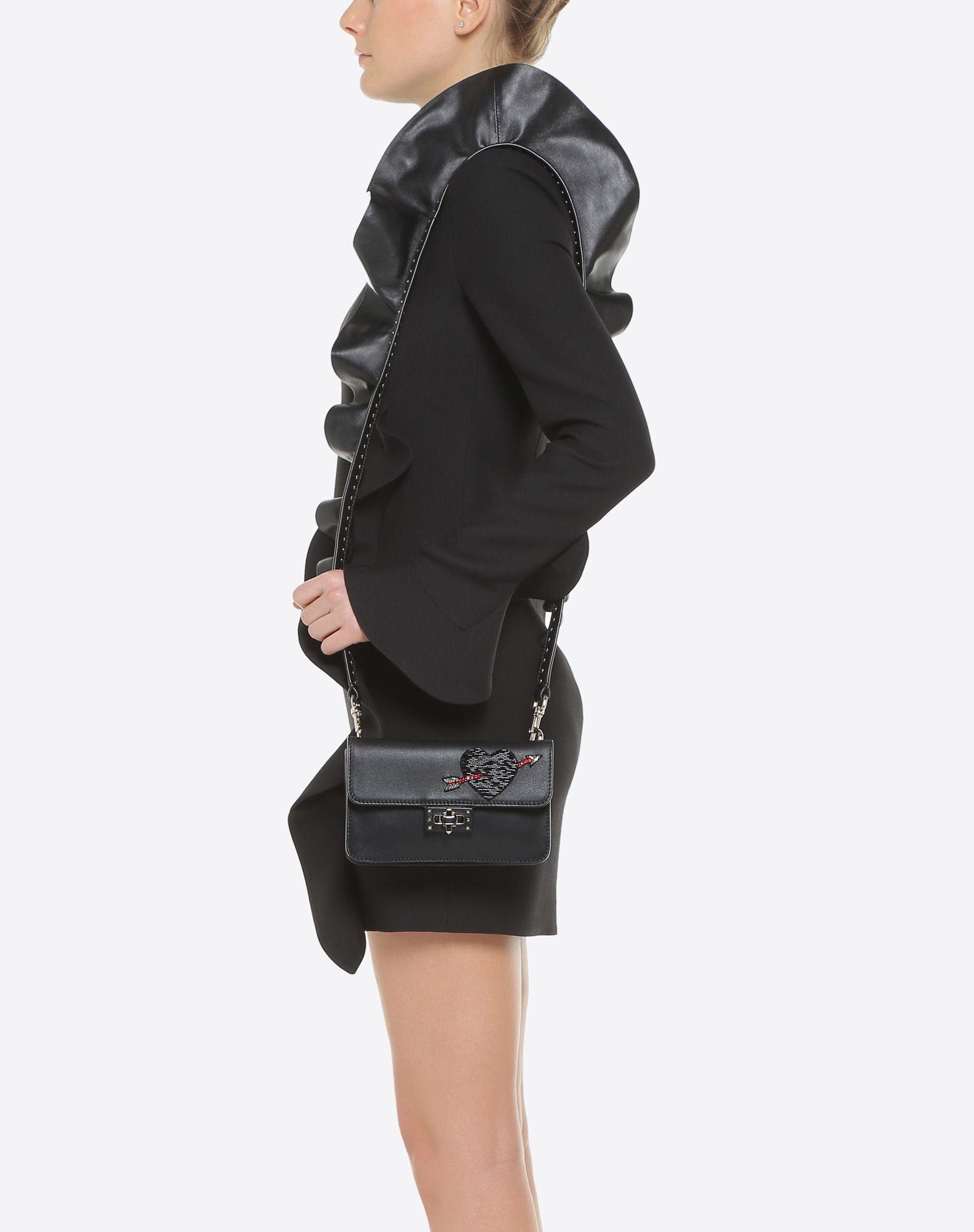 VALENTINO GARAVANI Mini Crossbody Bag CROSS BODY BAG D a