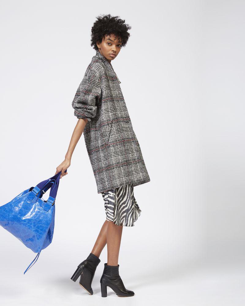 EBRIE wool coat ISABEL MARANT ÉTOILE
