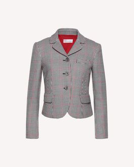 REDValentino Jacket Woman QR0NA02W44K 0NO a