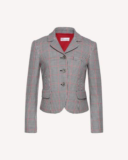 REDValentino Jacket Woman QR3CE1K53SF 0NO a