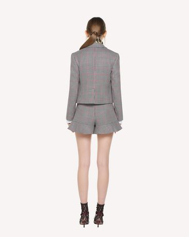REDValentino QR3CE1K53SF 0NO Jacket Woman r