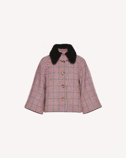 REDValentino Light jacket Woman QR3CI0N23SV C61 a