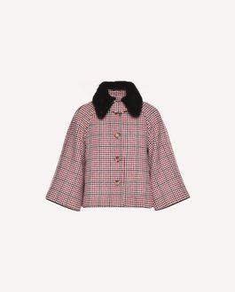 REDValentino Double Windowpane jacket