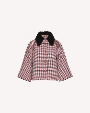 REDValentino QR3CI0N23SV C61 Light jacket Woman a