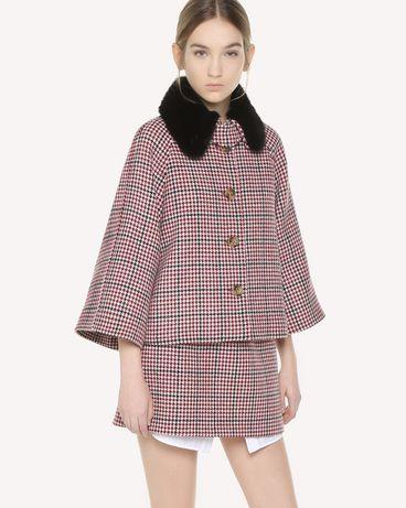 REDValentino QR3CI0N23SV C61 Light jacket Woman d