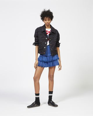 LEMMA short jacket