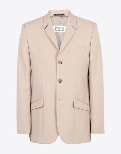 MAISON MARGIELA Blazer Man Classic tailored jacket f