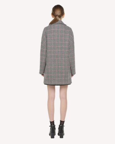 REDValentino QR3CA1R03SU 0NO Coat Woman r
