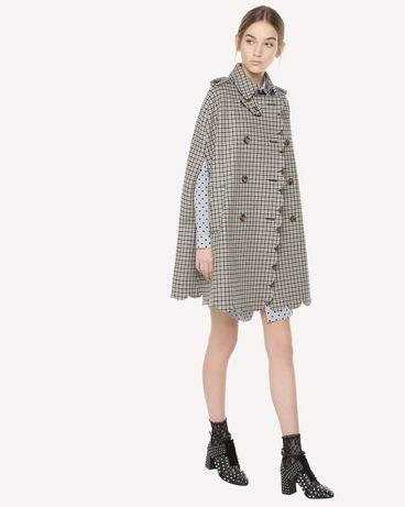 REDValentino QR3CG0603SC 954 Cloak - Cape Woman d